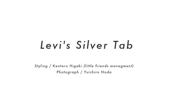 Levi's-silver-tab
